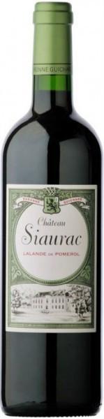 Вино Chateau Siaurac, Lalande de Pomerol AOC