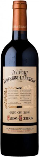 Вино Chateau Balestard la Tonnelle, Saint-Emilion AOC, 2006