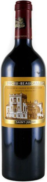 Вино Chateau Ducru-Beaucaillou Saint Julien AOC 2-eme Grand Cru Classe 2003