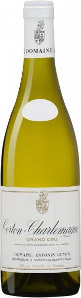 Вино Domain Antonin Guyon, Corton-Charlemagne Grand Cru AOC, 2011