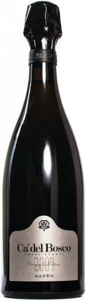 "Игристое вино Ca' del Bosco, ""Saten"", Franciacorta DOCG, 2009"