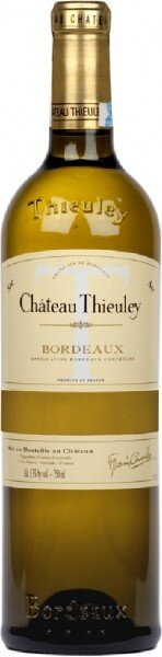 Вино Chateau Thieuley Blanc (Bordeaux) AOC, 2005
