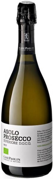 Игристое вино Case Paolin, Asolo Prosecco Superiore DOCG Brut