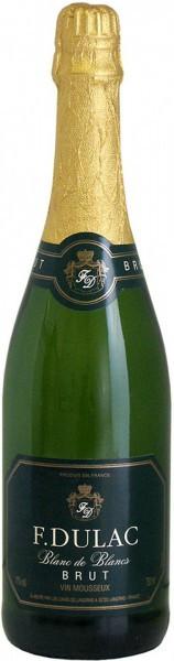 Игристое вино Francois Dulac Brut