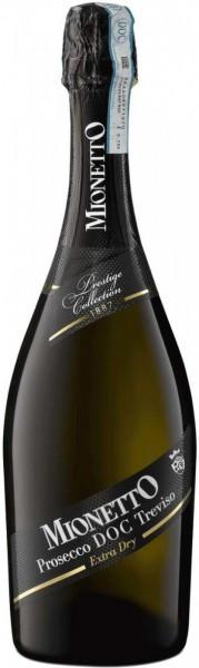 """Игристое вино Mionetto, """"Prestige Collection"""" Prosecco DOC Treviso Extra Dry"""