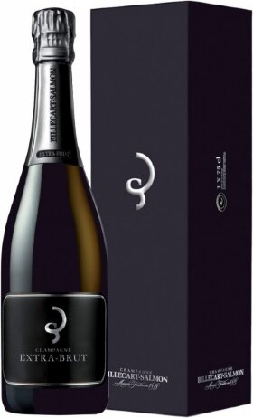 Шампанское Billecart-Salmon, Extra Brut, gift box