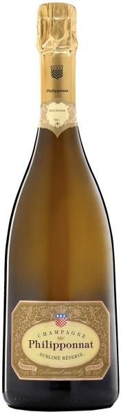 "Шампанское Philipponnat, ""Sublime Reserve"", Champagne AOC, 2005"