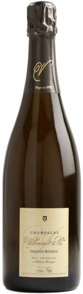 Шампанское Vilmart & Cie, Grande Reserve Brut, 1-er Cru Champagne AOC