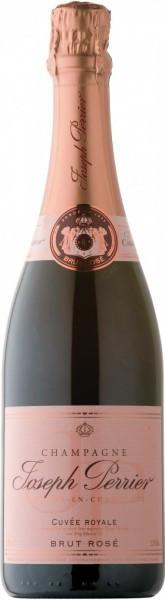"""Шампанское Joseph Perrier, """"Cuvee Royale"""" Brut Rose"""