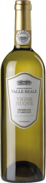 """Вино Valle Reale, """"Vigne Nuove"""" Trebbiano d'Abruzzo DOC, 2012"""