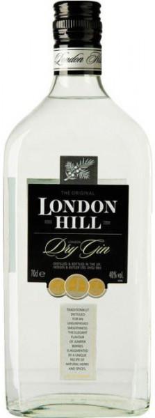 "Джин ""London Hill"" Dry Gin, 0.7 л"