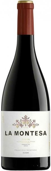 "Вино ""La Montesa"" DOC, 2013, 0.375 л"