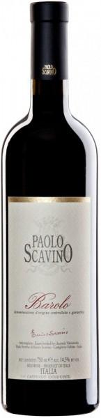 Вино Paolo Scavino, Barolo DOCG, 2011