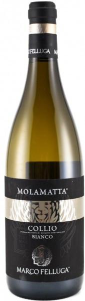 Вино Molamatta Collio Bianco DOC 2007