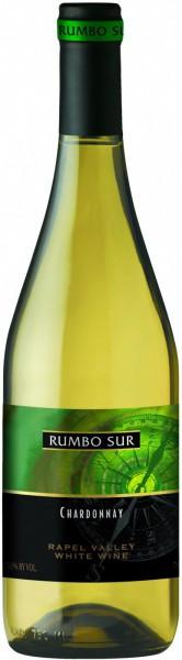 """Вино Ventisquero, """"Rumbo Sur"""" Chardonnay, 2012"""
