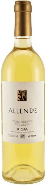 "Вино Rioja DOC ""Allende"" blanco, 2009"