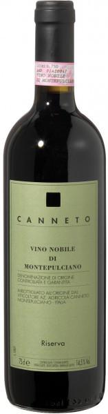 Вино Canneto, Vino Nobile di Montepulciano Riserva DOCG, 2010