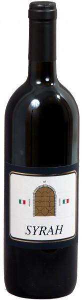 Вино Enrico Fossi, Syrah, 2006