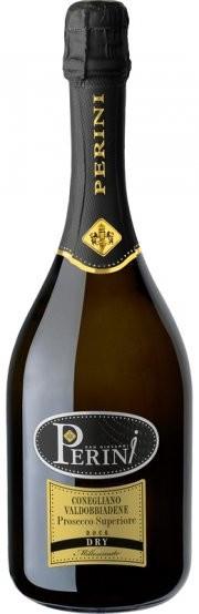 """Игристое вино """"Perini"""" Prosecco Superiore Spumante Dry DOCG"""