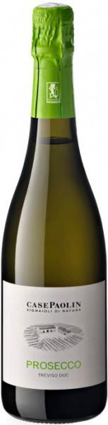 Игристое вино Case Paolin, Prosecco Treviso DOC Extra Dry