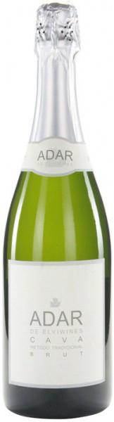 """Игристое вино Elviwines, """"Adar"""" Brut, Cava DO"""