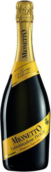"""Игристое вино Mionetto, """"Prestige Collection"""" Valdobbiadene Prosecco Superiore DOCG"""