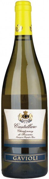 "Вино Gavioli, ""Castellaro"" Chardonnay di Toscana IGT, 2012"