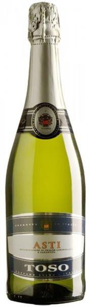 Игристое вино Toso, Asti DOCG