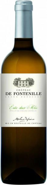 """Вино """"Chateau de Fontenille"""" Blanc, Bordeaux AOC, 2016"""