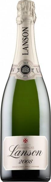 "Шампанское Lanson, ""Gold Label"" Brut Vintage, 2009"