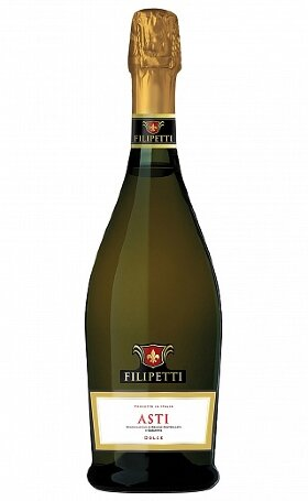 Асти Filipetti Asti 0.75л