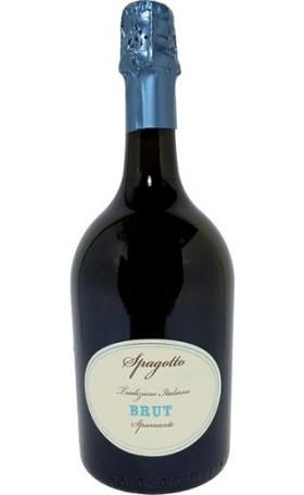 Игристое вино Cantine Quattro Valli Spagotto Brut 0.75л