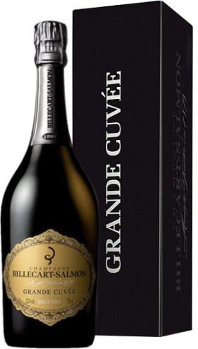 Шампанское Billecart-Salmon, Grande Cuvee, 1998, gift box