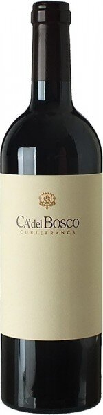 "Вино ""Curtefranca"" Rosso DOC, 2012"