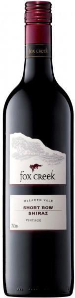 "Вино Fox Creek, ""Short Row"" Shiraz, 2008"
