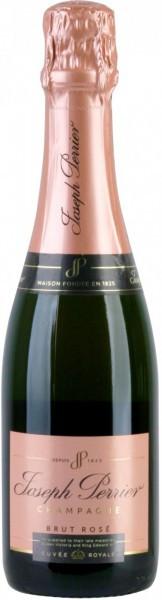"""Шампанское Joseph Perrier, """"Cuvee Royale"""" Brut Rose, 0.375 л"""