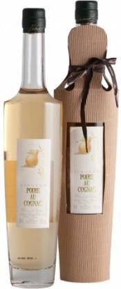 Ликер Lheraud Liqueur au Cognac Poire, 0.5 л