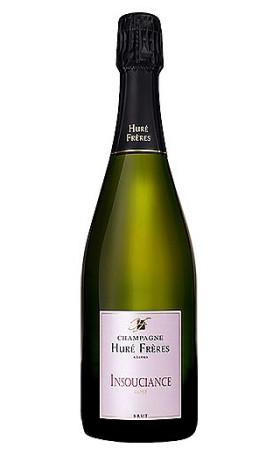 Шампанское Hure Freres Insouciance Rose Brut 0.75л