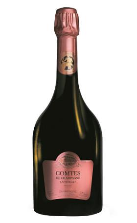 Шампанское Taittinger Comtes de Champagne Rose 2005 0.75л