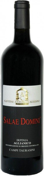 "Вино Antonio Caggiano, ""Salae Domini"", Irpinia Campi Taurasini DOC, 2011"