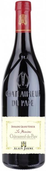 """Вино Domaine Grand Veneur, """"Le Miocene"""" Rouge, Chateauneuf-du-Pape AOC, 2013"""