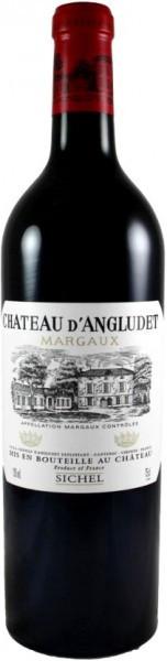 Вино Chateau d'Angludet, Margaux AOC, 2003