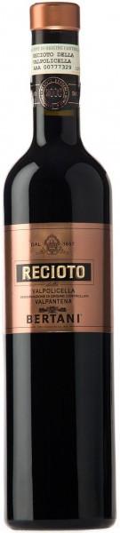 Вино Bertani, Recioto Della Valpolicella Valpantena DOC, 2009, 0.5 л