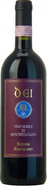 """Вино Maria Caterina Dei, """"Bossona"""", Vino Nobile Montepulciano Riserva DOCG, 2007"""