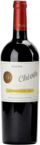 Вино Coleccion 125 Reserva Navarra DO 2005