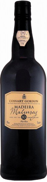 "Вино Cossart Gordon, ""Malmsey"" 10 years old"