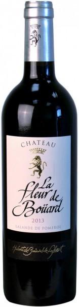 Вино La Fleur de Bouard, Lalande de Pomerol AOC, 2013