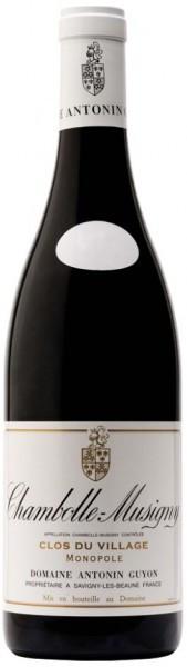 "Вино Chambolle-Musigny AOC ""Clos Du Village"" (Monopole), 2013"