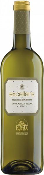 """Вино Marques de Caceres, """"Excellens"""" Sauvignon Blanc, Rueda DO, 2014"""