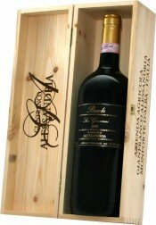 Вино Alessandria Gianfranco Barolo San Giovanni DOCG 2005, in wooden box, 1.5 л